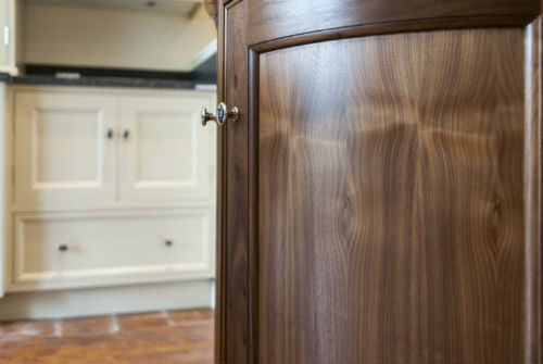 Wood and Painted Kitchen Combinations