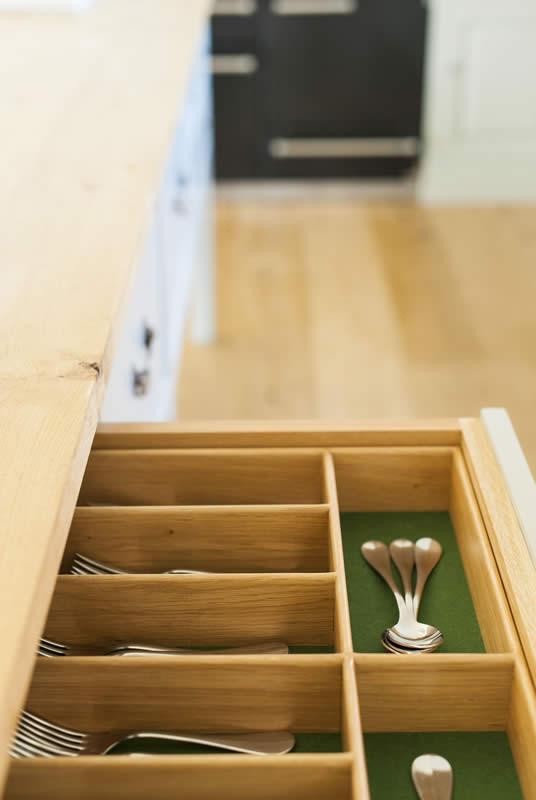 Cutlery Storage