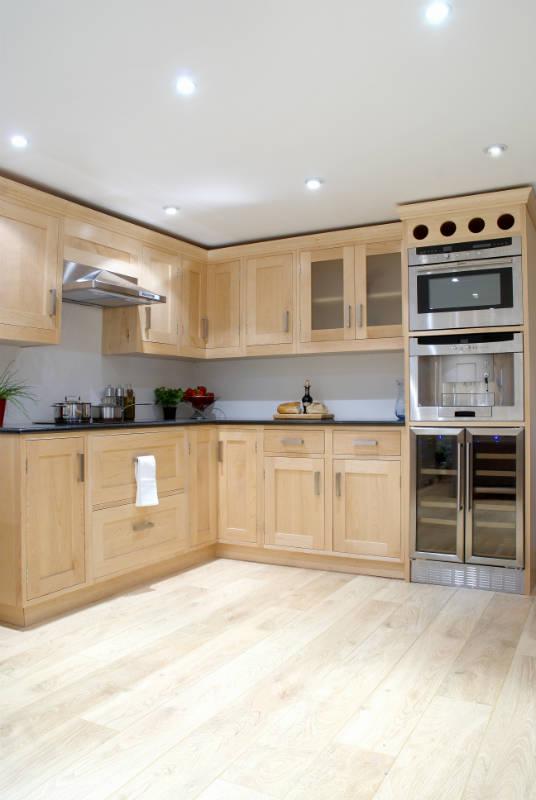 Light Wood Kitchens Wooden kitchens woodwork kitchens handmade furniture light wood 1 workwithnaturefo