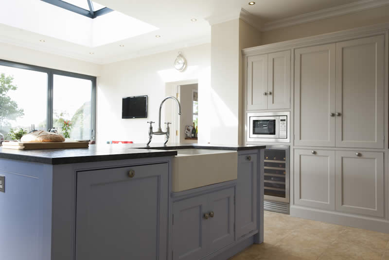 Kitchens Painted Farrow Ball Colours