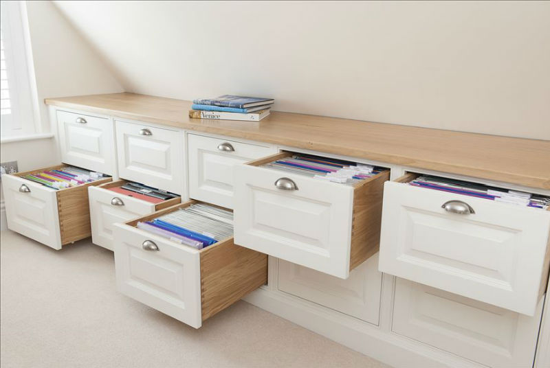 Bespoke Office Furniture Filing Units