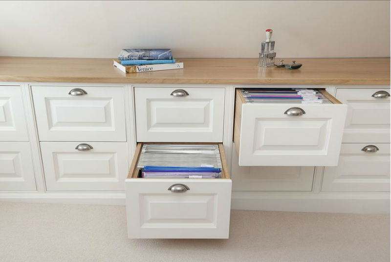 Bespoke Office Furniture Filing System