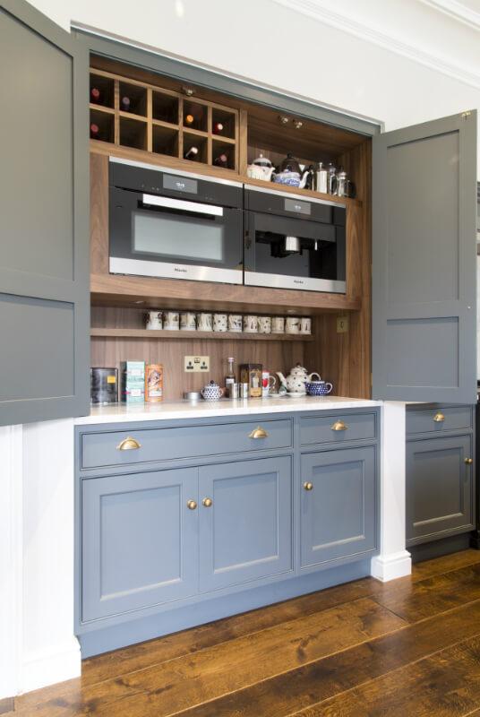 Beautifully bespoke woodwork kitchens handmade furniture for Bespoke kitchen cabinets uk